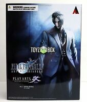 Final Fantasy Vii 7 Advent Children rufus Shinra Play Arts Kai Action Figure