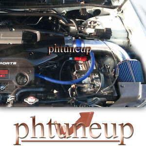2001 Acura Tl 3 2 >> Blue 2001 2003 Acura Cl Tl 3 2 3 2l Type S V6 Automatic Air Intake