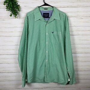 4a1621cf8e Men's American Eagle Outfitters Button-Down Collared Shirt sz XL ...