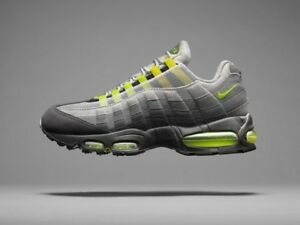 reputable site bdfce 7cb6a Image is loading Nike-Air-Max-95-OG-1995-Size-12-