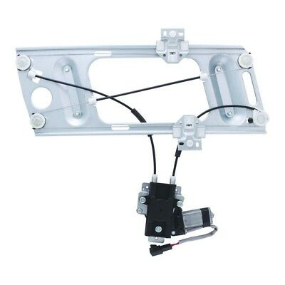 Window Regulator-Power and Motor Assembly Front Left WAI WPR4828LM