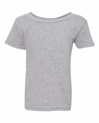 Gildan Toddler Heavy Cotton Solid Cotton Short Sleeve Blank Tee Top Shirts G510P