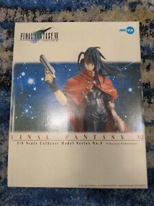 Kotobukiya Final Fantasy VII 7 Vincent Valentine 1:8 Statue