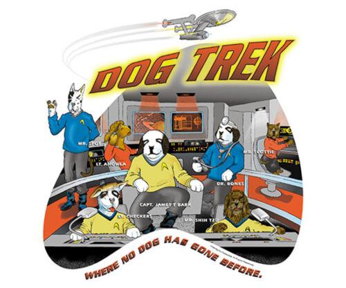 Bernard Men/'s 2XL NEW Big Dogs Star Trek Outer Space Parody Humorous T-Shirt St