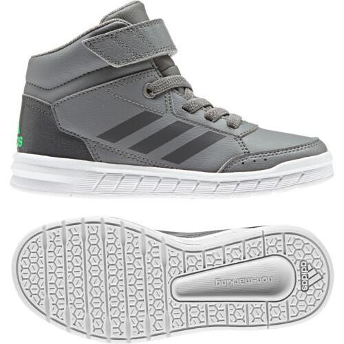 Adidas Kids Boys Shoes Running AltaSport Mid Fashion Boots School Run AH2553 New