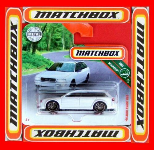 MATCHBOX 2018  2004 AUDI RS6  AVANT    20//125   NEU/&OVP