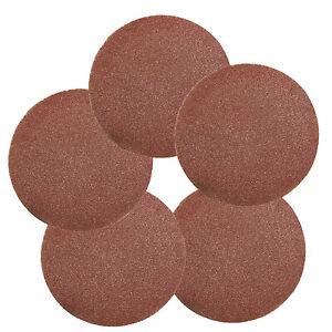 100x 5inch 125mm 600Grit Sander Disc Sanding Polishing Pad Sandpaper For plastic