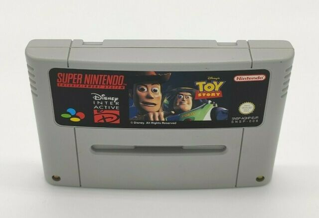 🎮 Disney Toy Story | SNES - Super Nintendo Entertainment System | Modul | PAL🎮
