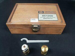 HP-Agilent-85130D-3-5mm-3-5mm-m-amp-f-Adapter-Kit