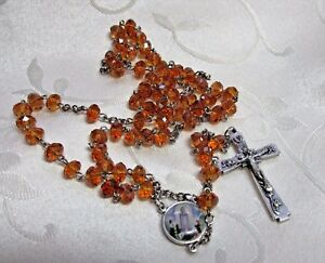 Rosaries Made From Swarovski Crystal
