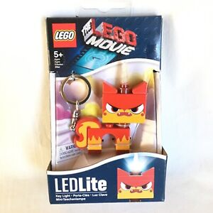 Unikitty lego LED keychain