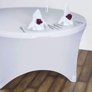60-in-Round-Spandex-Tablecloth-Wedding-Party-Banquet