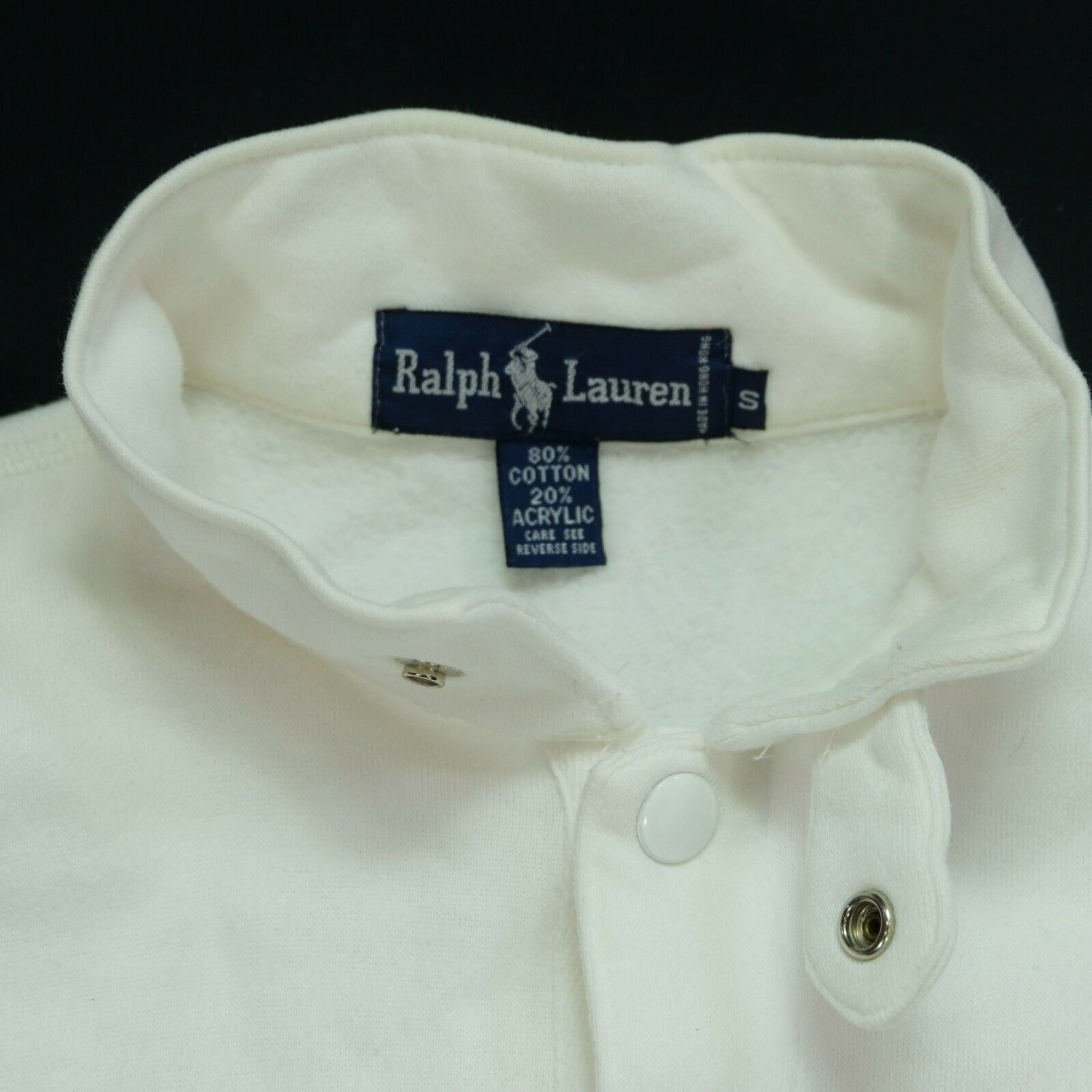 Rare VTG RALPH LAUREN Polo Spell Out Cookie Patch… - image 4