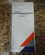 Tektronix Csa 803 Amp 11801a