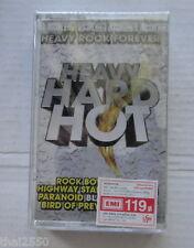 Heavy Hard Hot - UFO Deep Purple Iron Maiden Scorpions THAI CASSETTE TAPE Rare!