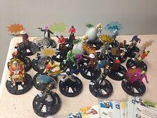 heroclix batman family lot