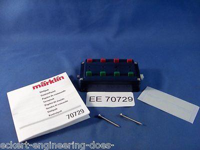 EE 72720 NEW Marklin Control Box Double Solenoid Controller White Box