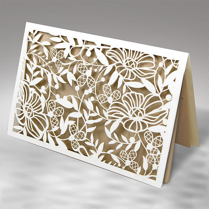 Einladungskarten Hochzeit FE386B mit Umschlag   Hochzeitseinladungskarten | Clever und praktisch  | Neue Sorten werden eingeführt  | Angenehmes Gefühl