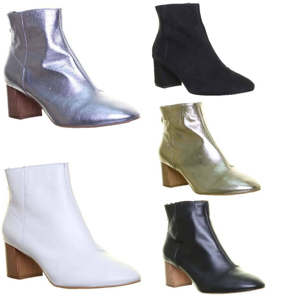 Justin Reece 7300 Womens Super Soft Ankle Boots Size 3 - 8
