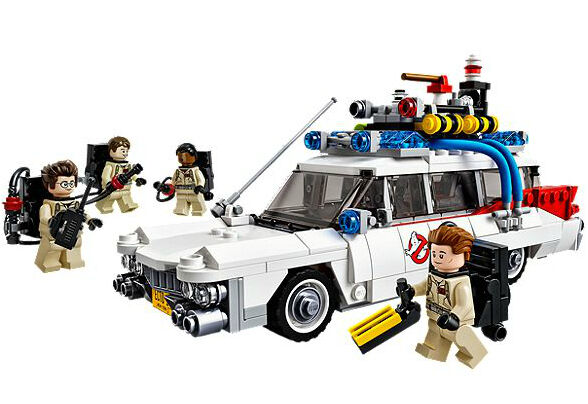 New Mint LEGO Ghostbusters Ecto-1 21108  Signed Delivery  in well packed box