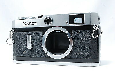 Canon P 35mm Rangefinder Film Camera Body Only  SN765004  **Excellent++**