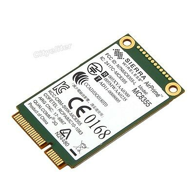 60Y3257 Thinkpad IBM Gobi3000 3G WWAN Card GPS for W530 X230 T420 X220 MC8355