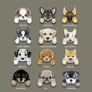 Cute-Dog-Pattern-Clothing-Patches-Iron-on-Badge-Embroidery-DIY-Jeans-Decoration