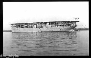 USS-Langley-CV-1-postcard-US-Navy-ship-aircraft-carrier