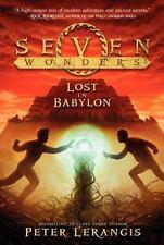 Seven Wonders: Lost in Babylon 2 by Peter Lerangis (2014, Paperback)