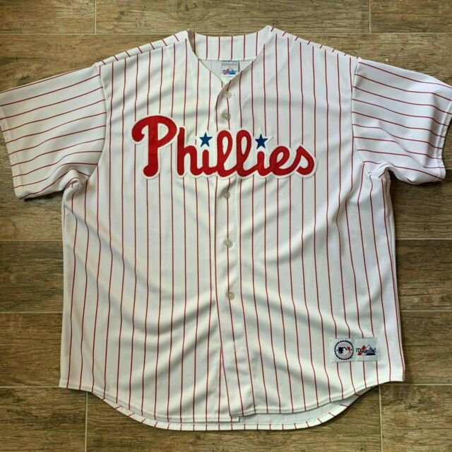 online store c0bce f2b21 Philadelphia Phillies Authentic Home Jersey Majestic Diamond Collection USA  MLB