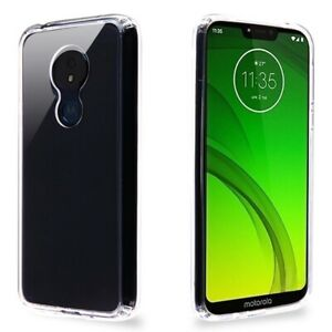 Motorola Moto G7 Power G7 Supra Phone Case Hybrid Silicone Gel Clear Tpu Bumper Ebay