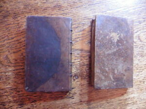 HISTORY-NETHERLANDS-HOLLAND-PAYS-BAS-IN-FRENCH-1674-2-VOL-S-FINE-LEATHER