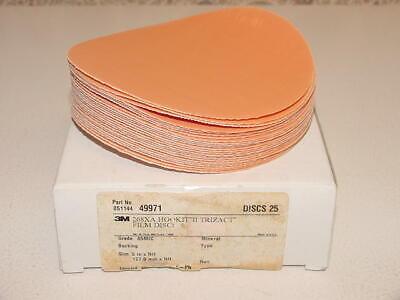 6 in 3M Trizact Hookit Film Disc 268XA