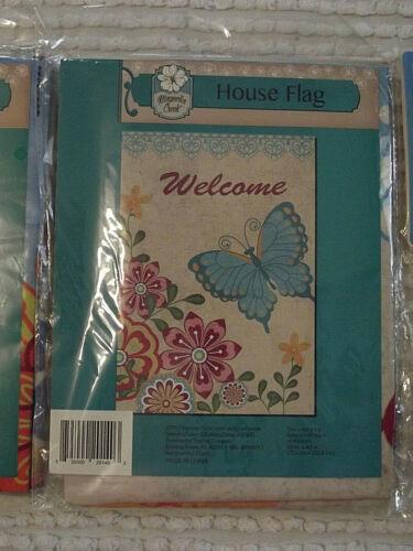 Magnolia Creek Decorative Polyester House Garden Flag 28 x 40