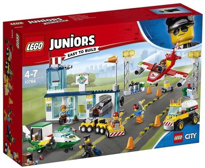 LEGO 10764 Juniors aeroporto Città CENTRALE  NUOVO