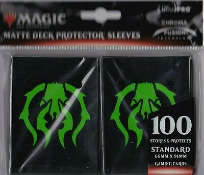Ultra pro Magic the Gathering Guilds of Ravnica golgari Deck protector Sleeves