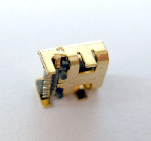 Light Dimmer Interrupteur 1 Gang-Poussoir on//off 400 W-Laiton poli-GÉORGIE 1 2