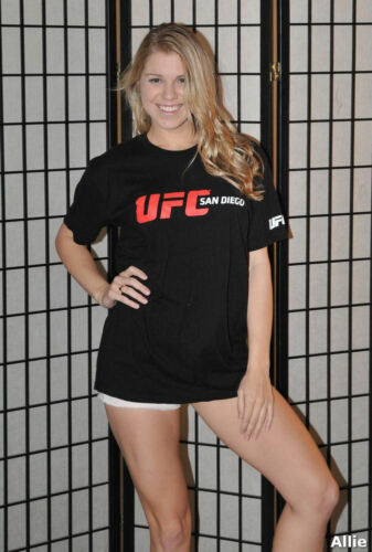 UFC San Diego T Shirt - Black - Men's large