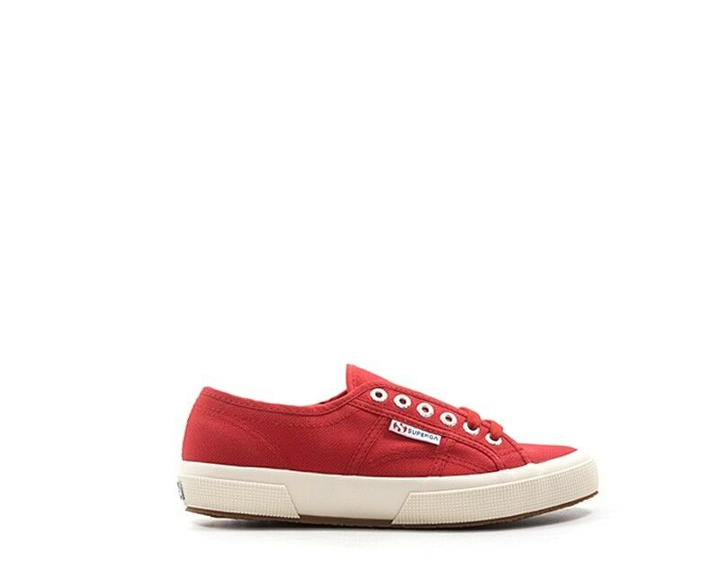 Superga Superga Superga women's shoes red s000010 975s