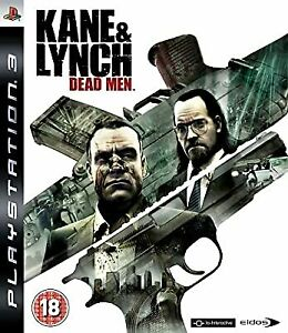 Kane & Lynch: Dead Men (PS3), , Used; Acceptable Game