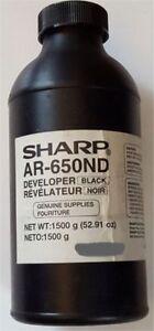 Genuine-Sharp-AR-650ND-Developer-for-Sharp-AR-650-800-OEM-AR650ND