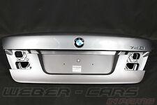 org BMW 7er (F02) F01 Heckklappe Heck Klappe Kofferraum Deckel trunk rear flap