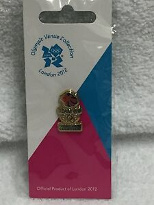 London 2012 Summer Olympics Official Team GB Olympic Venue Collection Pin NEW