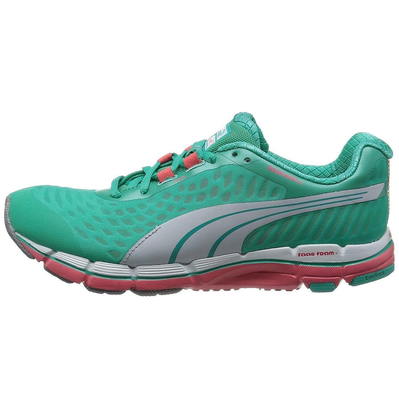 Zapatos promocionales para hombres y mujeres PUMA FAAS 600 V2 WN'S - Zapatillas de running para mujer, color turquesa