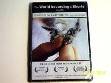 """L'Origine de la tendresse"" and Other Tales (DVD, 2010)  ~BRAND NEW~"