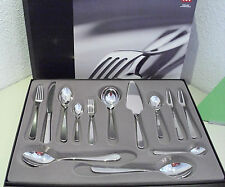 ZWILLING J. A. HENCKELS CUTLERY 68 PIECES GREENWICH POLISHED STAINLESS STEEL