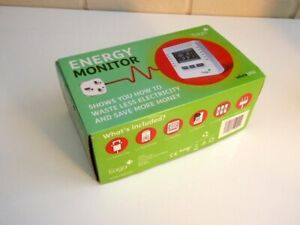 EAGA Energy Monitor New In Box Batteries Included