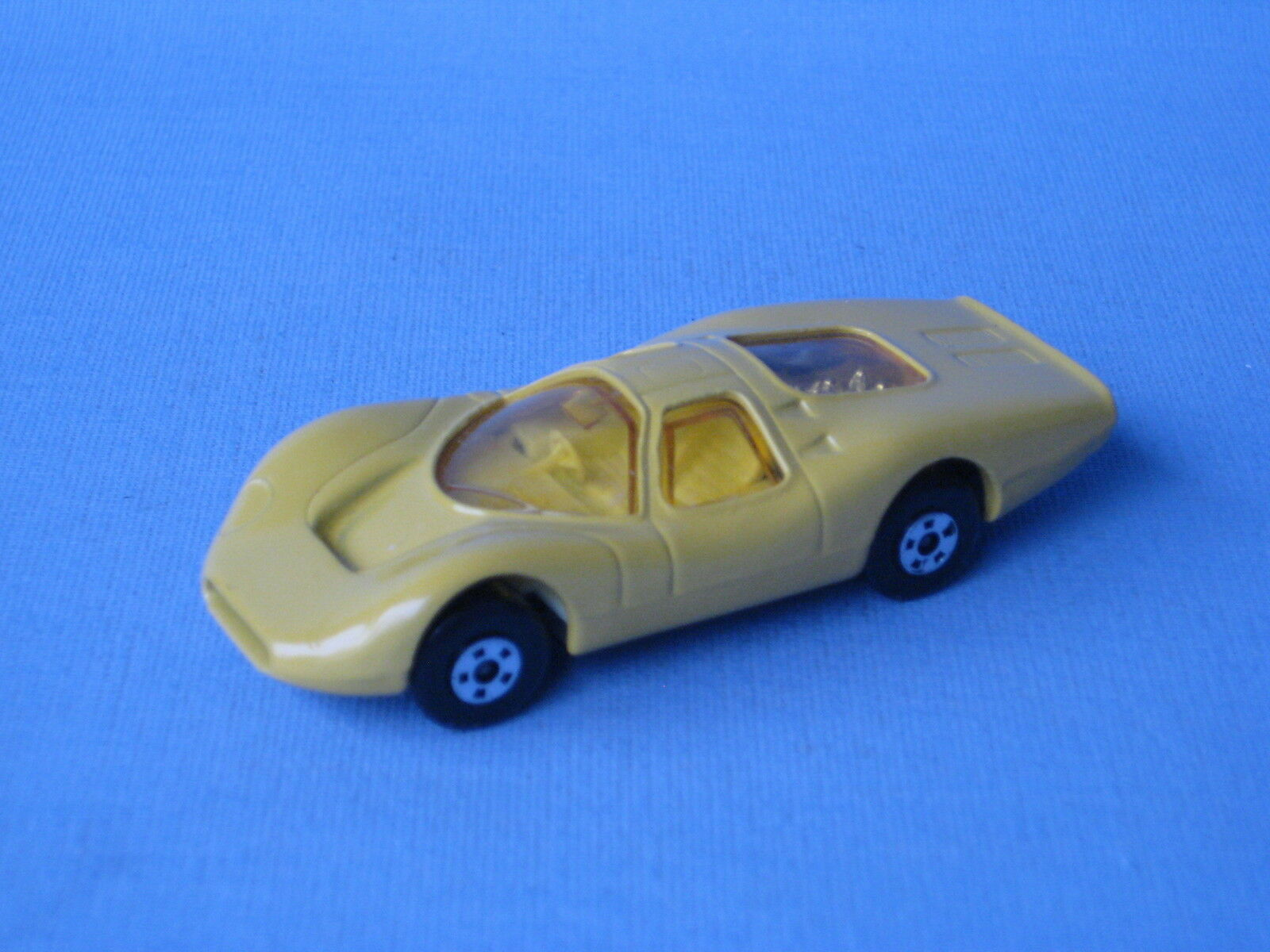 Lesney Matchbox Ford Group 6 Yellow Pre-Production Colour Trial RARE Superfast