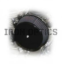 """IRON OPTICS"" universeller Luftfilter Deckel Cover Harley Davidson Softail"