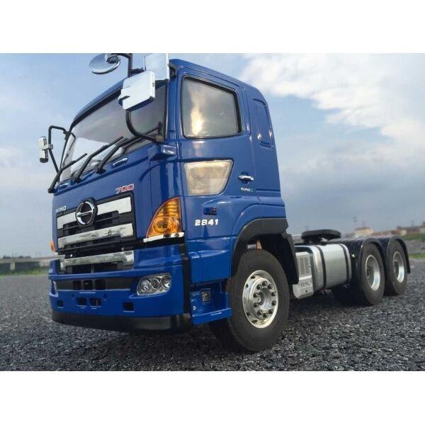 mejor marca 1/14 Japón Hino 700 RC camión partes del cuerpo para para para Tamiya Scania Hombre hágalo usted mismo Cambiar  grandes precios de descuento